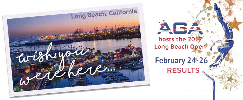 2017 Long Beach Open Gymnastics Meet