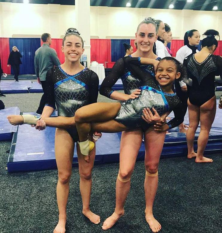2018 California gymnastics championship