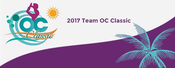 OC Classic 2017 Gymnastics Meet