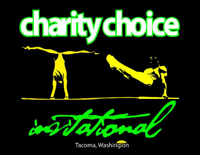 Charity Choice Gymnastics Meet in Tacoma Washington