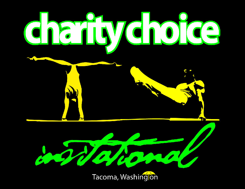 Charity Choice Gymnastics Meet in Tacoma Washington