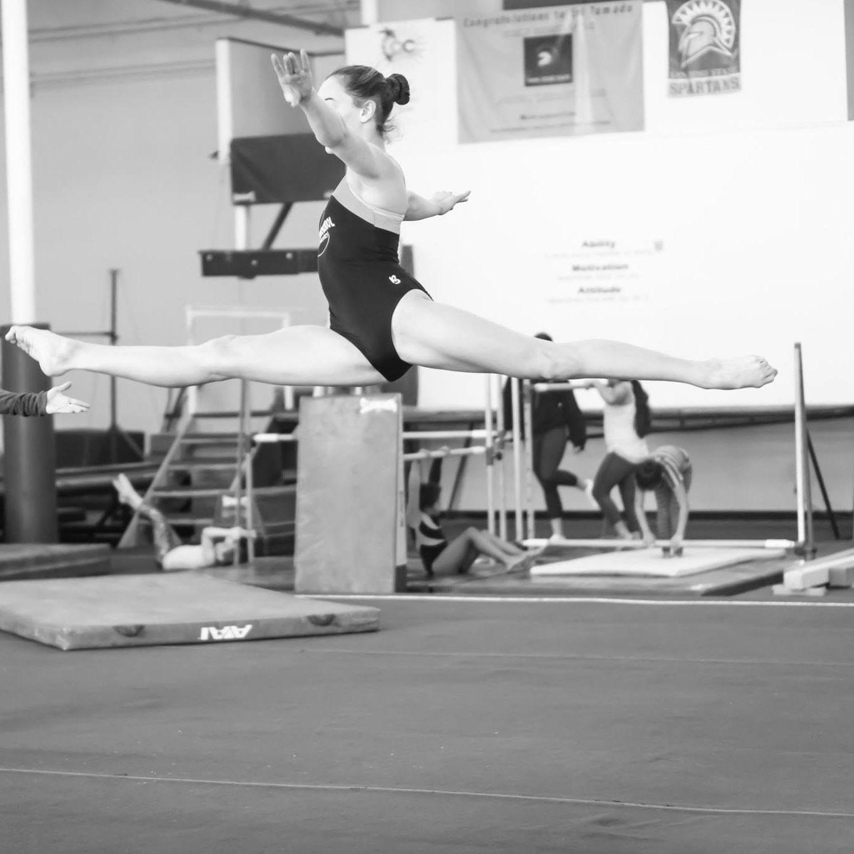 gymnast Ciara R